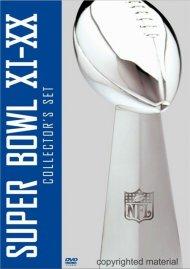NFL Super Bowl Collection: Super Bowl XI - XX