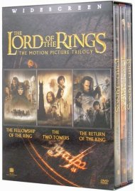 Lord Of The Rings, The: The Motion Picture Trilogy (Widescreen)