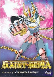 Saint Seiya: Volume 5
