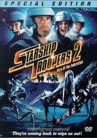 Starship Troopers 2: Hero Of The Federation Special Edition