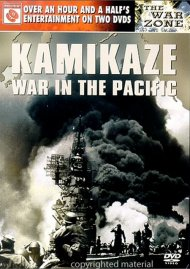 War Zone, The: Kamikaze & The War In The Pacific