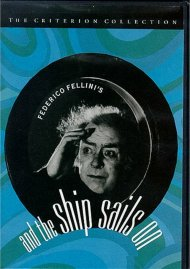 And The Ship Sails On: The Criterion Collection