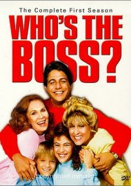 Whos The Boss?: The Complete First Season