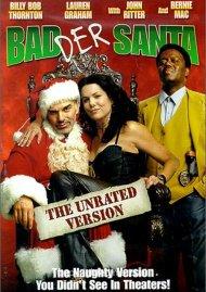 Badder Santa: Unrated