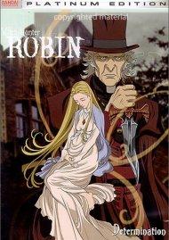 Witch Hunter Robin: Determination