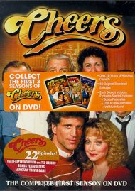 Cheers: The Complete Seasons 1 - 3