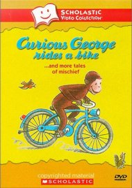 Curious George: Rides A Bike...And More Tales Of Mischief