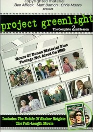 Project Greenlight: The Complete Second Season