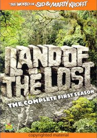 Land Of The Lost: The Complete First Season