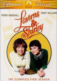 Laverne & Shirley: The Complete First Season