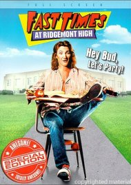 Fast Times At Ridgemont High: Special Edition (Fullscreen)