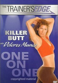 Trainers Edge, The: Killer Butt With Dolores Munoz