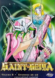 Saint Seiya: Volume 8