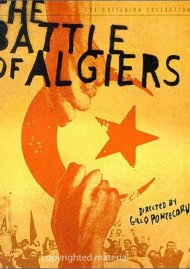 Battle Of Algiers, The: The Criterion Collection