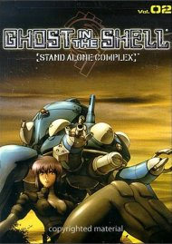 Ghost In The Shell: Stand Alone Complex - Volume 2 - Limited Edition