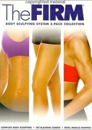Firm, The: Body Sculpting System 3 Pack Collection