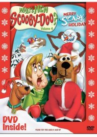 Whats New Scooby Doo?: Merry Scary Holiday