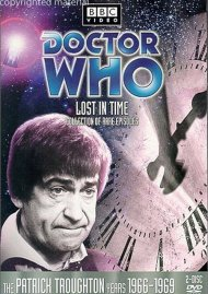 Doctor Who: Lost In Time - Patrick Troughton Years