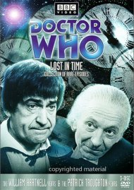 Doctor Who: Lost In Time Collection Of Rare Episodes