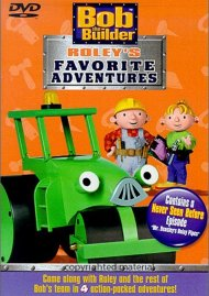 Bob The Builder: Roleys Favorite Adventures