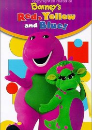 Barney: Barneys Red, Yellow, Blue!