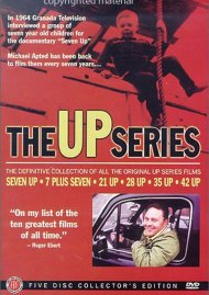 UP Series, The: The Definitive Collection Of All The Original UP Series Films