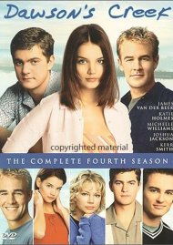 Dawsons Creek: The Complete Fourth Season