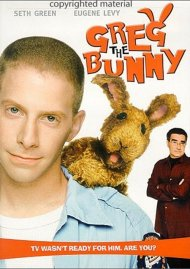 Greg The Bunny: The Complete Series