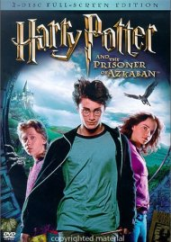 Harry Potter And The Prisoner Of Azkaban (Fullscreen)