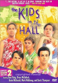Kids In The Hall, The: Complete Season 2