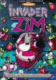 Invader Zim: Volume 3 - Horrible Holiday Cheer