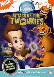 Adventures Of Jimmy Neutron, The: Attack Of The Twonkies