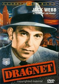 Dragnet - Volume 4 (Alpha)
