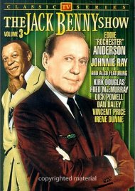 Jack Benny Show, The: Volume 3