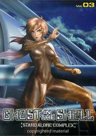 Ghost In The Shell: Stand Alone Complex - Volume 3