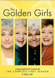 Golden Girls, The: The Complete First Season