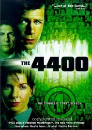 4400, The: The Complete First Season