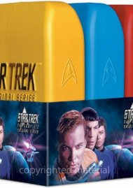 Star Trek: The Original Series - The Complete Seasons 1 - 3