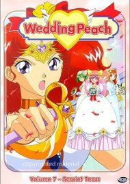 Wedding Peach: Volume 7 - Scarlet Tears