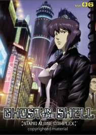 Ghost In The Shell: Stand Alone Complex - Volume 6
