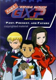 Tenchi Muyo GXP: Volume 8 - Past, Present And Future