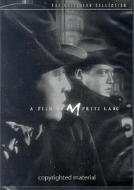 M: Special Edition Double Disc Set - The Criterion Collection