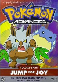 Pokemon Advanced: Volume 8 - Jump For Joy