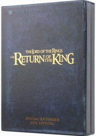 Lord Of The Rings, The: The Return Of The King - Platinum Series Special Extended Edition