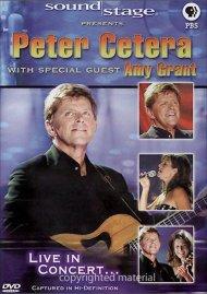 Soundstage: Peter Cetera