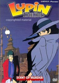 Lupin The 3rd: Volume 9 - Scent Of Murder