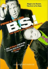Penn & Teller: BS! The Complete Season 2 - Censored