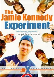 Jamie Kennedy Experiment, The: Season 3