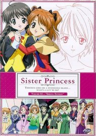 Sister Princess: Volume 2 - Sibling Revelry