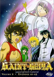 Saint Seiya: Volume 9